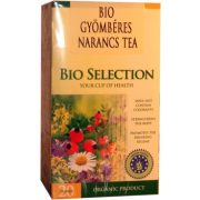 Apotheke Bio Gyömbér és Narancs Tea, filteres (20 db)
