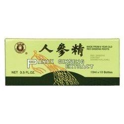 Dr. Chen Panax Ginseng Extractum (10 x 10 ml)
