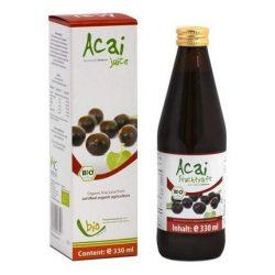 Medicura Acai 100% Bio gyümölcslé (330 ml)