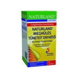 Naturland Meghűlés tüneteit enyhítő teakeverék (20 x 1,8 g)