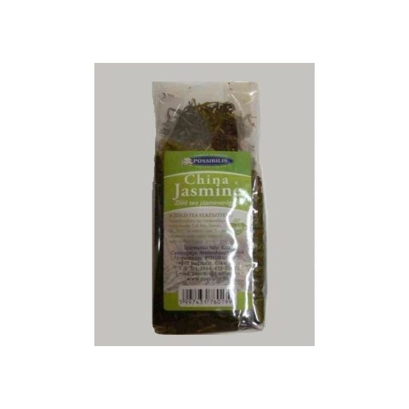 Possibilis Zöld tea China jasmine (100 g)