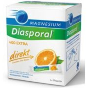 Magnesium Diasporal 400 extra direkt granulátum (20 tasak)