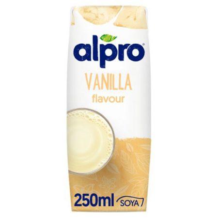 Alpro Szójaital Vaníliás (250 ml)