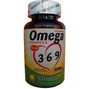 Nature's Prime Omega 3-6-9, 1200 mg (90 db)