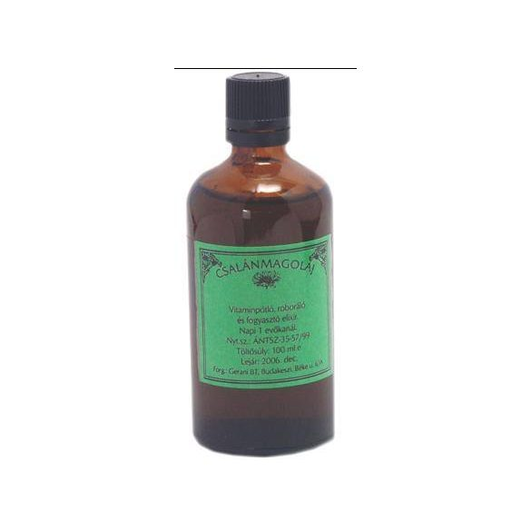 Gerani Csalánmagolaj (100 ml)