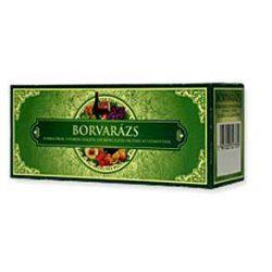 Herbária Filteres tea Borvarázs (25 db)