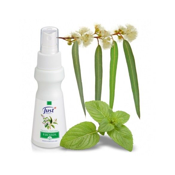 Just Eucasol spray (75 ml)