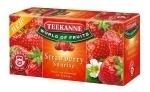 Teekanne Strawberry sunrise / Epres tea (20 filter)