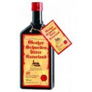 Naturland Nagy Svédcsepp 40 gyógynövény, 1% alkoholtartalmú (500 ml)