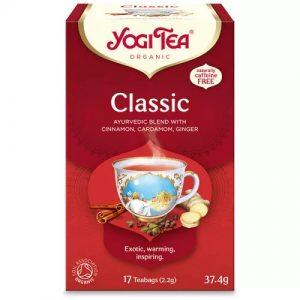 Bio Yogi Klasszikus tea filteres (36 g)