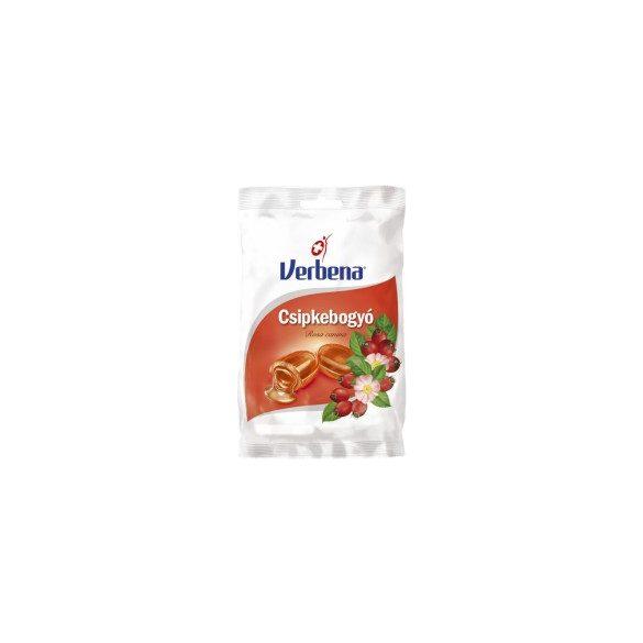Verbena cukorka csipkebogyó (60 g)