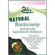 Zafír Natural Barátcserje Porkapszula (60 db)