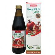 Medicura Bio Gránátalma 100% gyümölcslé (330 ml)