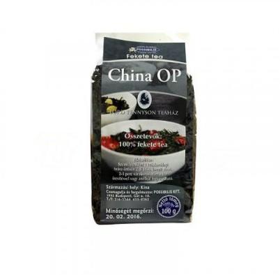 Possibilis Fekete tea China OP (100 g)