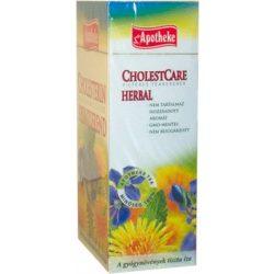 Apotheke Koleszterin csökkentő tea (20 db)