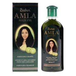 Dabur Amla hajkondícionáló olaj (200 ml)