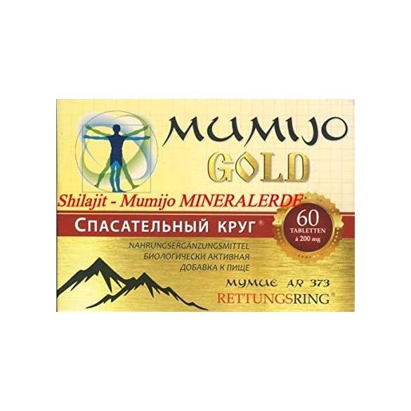 Mumijo Gold tabletta (60 db)