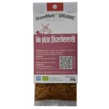 GreenMark Bio pizza fűszerkeverék (20 g)