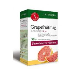 Interherb Napi 1 Grapefruitmag Extraktum kapszula (30 db)