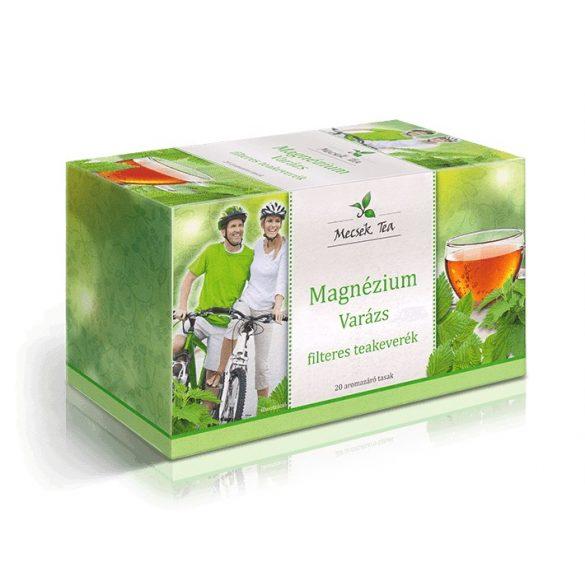 Mecsek Tea Magnézium varázs filteres teakeverék (20 x 0,7 g)