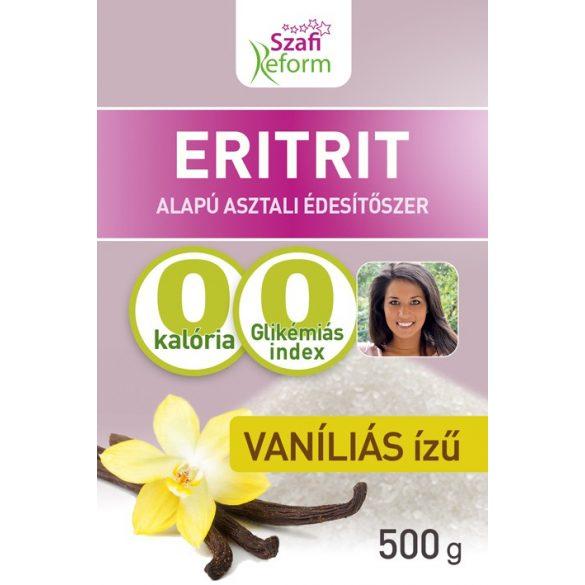 Szafi Reform Eritrit vaníliás ízű (250 g)
