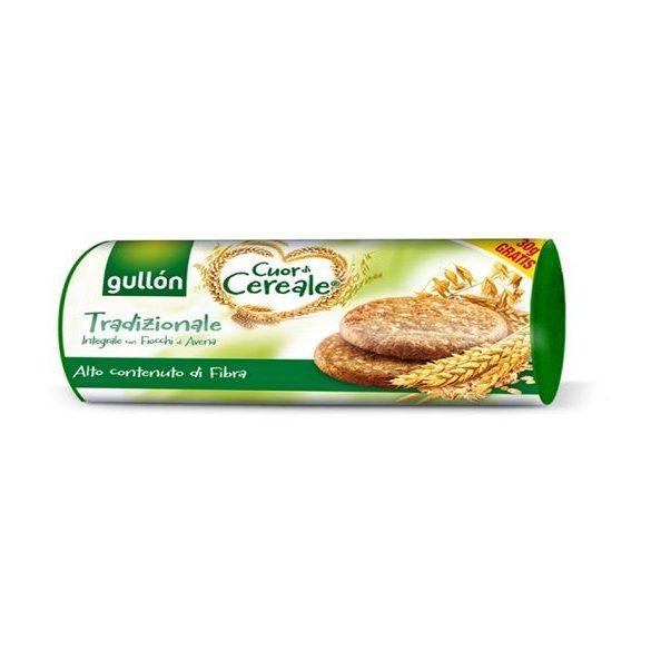 Gullón Élelmi rostban gazdag gabonakeksz klasszikus (280 g)