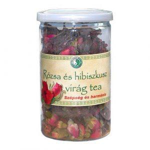 Dr. Chen Rózsa és Hibiszkusz Virág Tea (50 g)