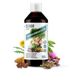 Specchiasol Puridren Lúgosító, méregtelenítő koncentrátum (500 ml)