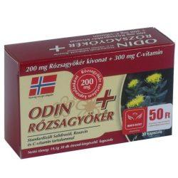 Odin rózsagyökér plus kapszula (30 db)