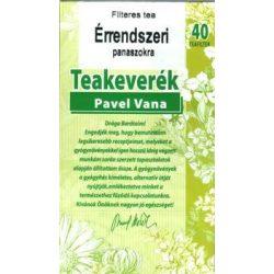 Pavel Vana tea Érrendszeri panaszokra (40 db)