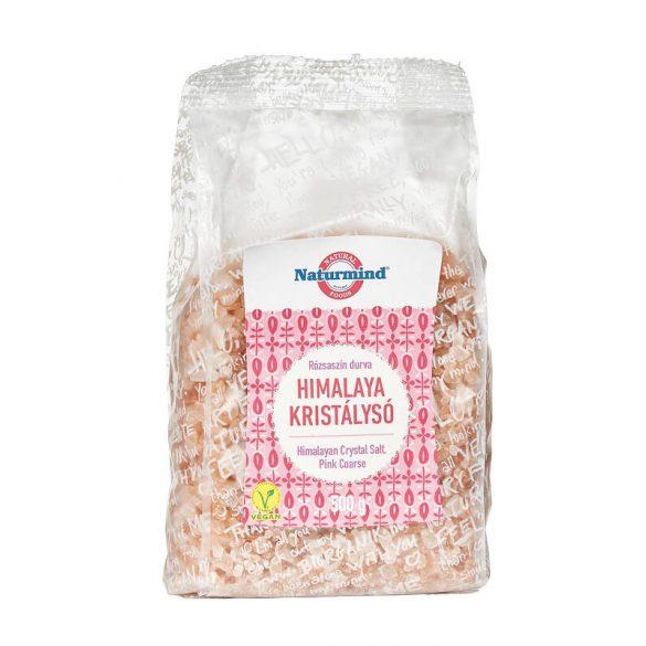 Naturmind Natúr Himalaya só durva, rózsaszín (500 g)