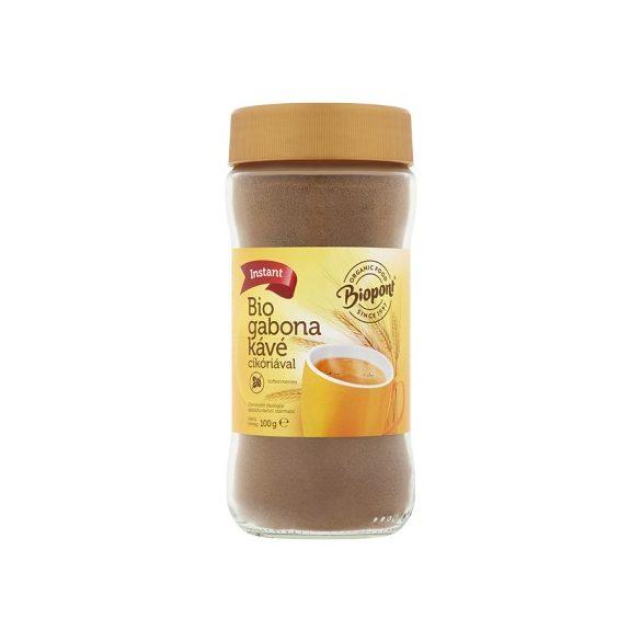 Biopont Bio Gabonakávé keverék, instant (100 g)