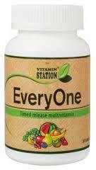 Vitamin Station EveryOne Multivitamin tabletta (90 db)