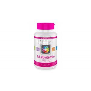 Bioheal Multivitamin 1350 mg 11 vitamin és ásványi anyag hozzáadásával (70 db)
