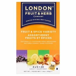 London Fűszeres gyümölcstea koffeinmentes (20 db)