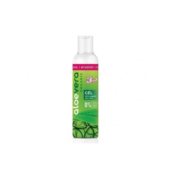 Alveola Eredeti Aloe Vera gél (100 ml)