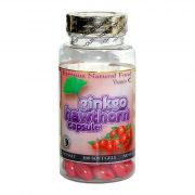 Dr. Chen Gingko és Galagonya kapszula C-vitaminnal (100 db)