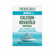 Bano Calcium-Kovaföld kapszula (60 db)