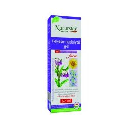 Naturstar Fekete nadálytő gél forte (60 ml)