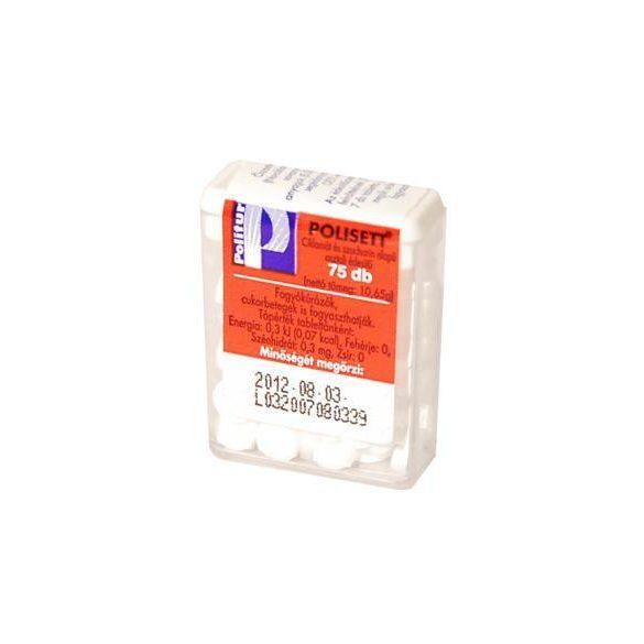 Polisett édesítő tabletta (75 db)