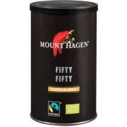 Mount Hagen Bio fele-fele babkávé instant (100 g)