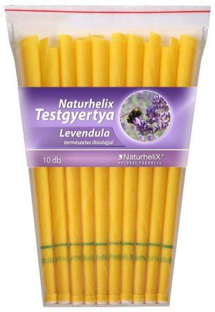 Naturhelix Testgyertya Levendula (10 db)