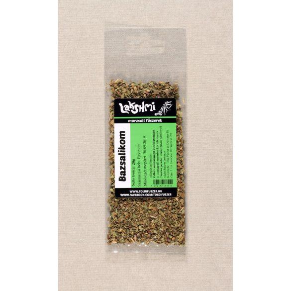 LAKHSMY Bazsalikom morzsolt (20 g)