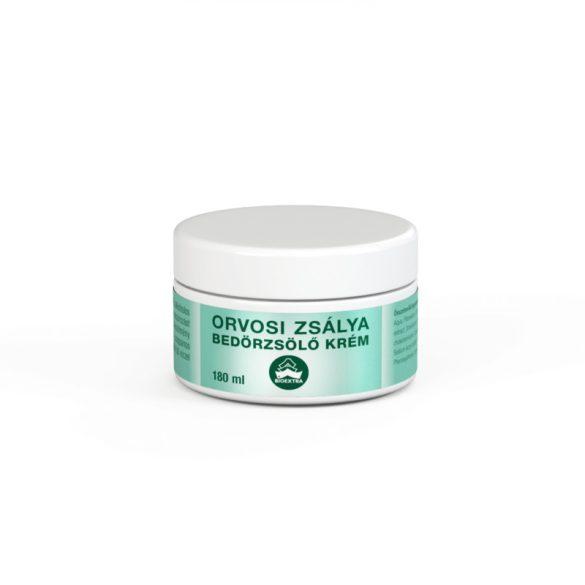 Bioextra Orvosi Zsálya Bedörzsölő Krém (180 ml)