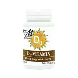 Dr. M Prémium D3-vitamin tabletta (120 db)