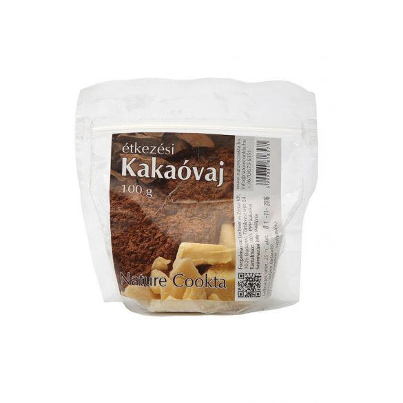 Nature Cookta Kakaóvaj (100 g)