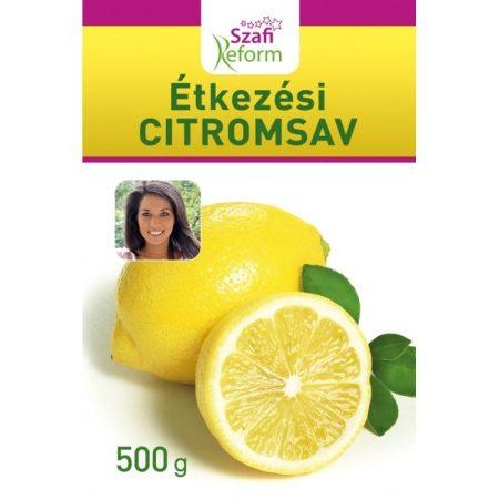 Szafi Reform Étkezési citromsav (500 g)