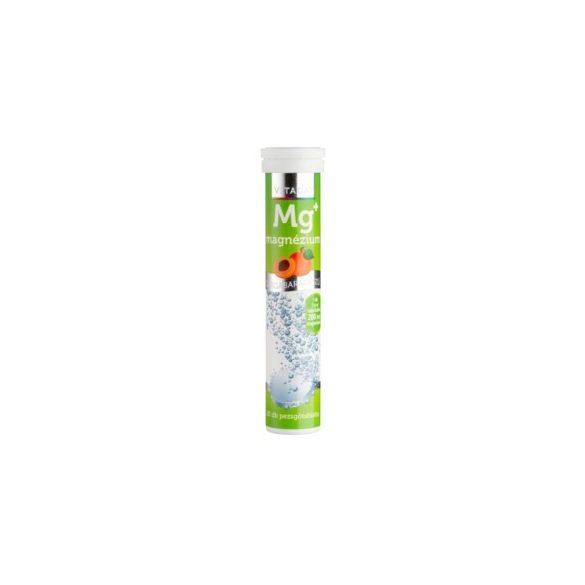 Innopharm Vitaday Magnézium 200 mg pezsgőtabletta (20 db)