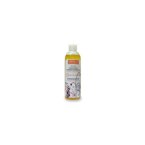 Aromax Relax masszázsolaj (250 ml)