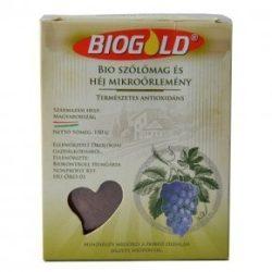 Biogold Bio Szőlőmag mikroőrlemény (150 g)